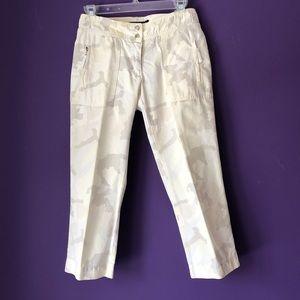 Sanctuary white Capri pants